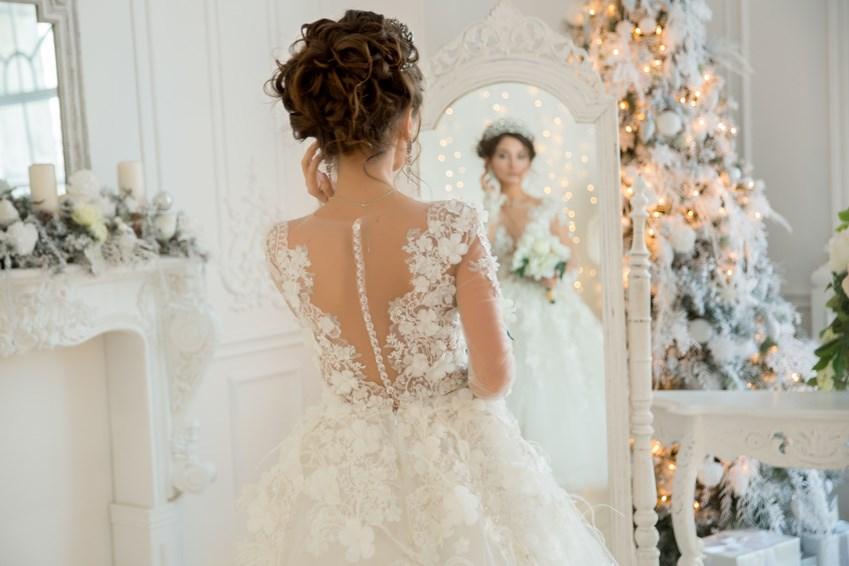 Brautkleid - moderne Braut - Brautmode Bückeburg - Fahed Couture